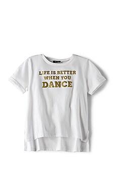 DANCE 티셔츠
