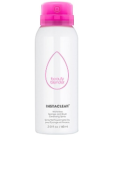 InstaClean Waterless Sponge & Brush Cleansing Spray beautyblender $16 新作