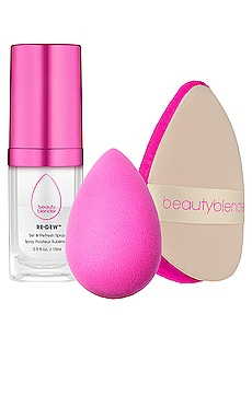 GLOW ALL NIGHT 세트 beautyblender $35 베스트 셀러