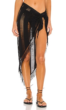 Indian Summer Midi Pareo Beach Bunny $110 NEW