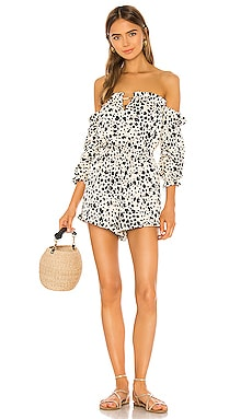 Tanner Romper Beach Bunny $95 BEST SELLER