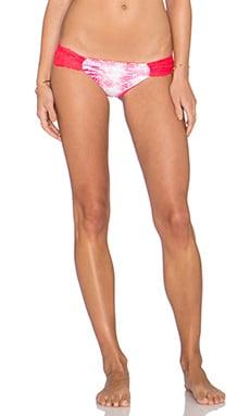 Beach Bunny Southbeach Sunset Lace Bikini Bottom in Multi