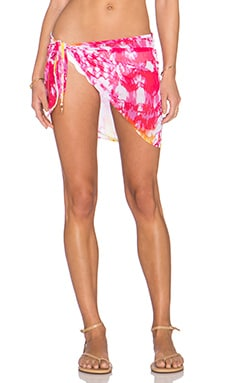 Beach Bunny Southbeach Sunset Sarong in Multi