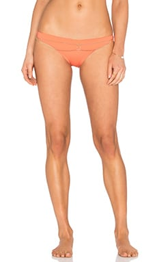 Beach Bunny Tribal Theory Bottom in Lt Coral