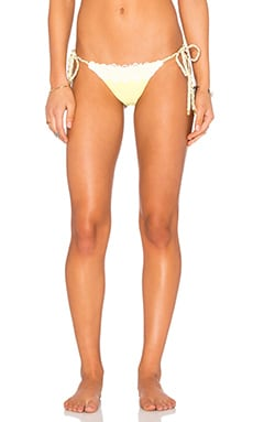 Flamenca Bottom in Yellow