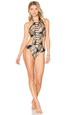 Basic Skimpy One Piece Swimsuit
