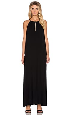 Beautiful People Maxi Dress in Black