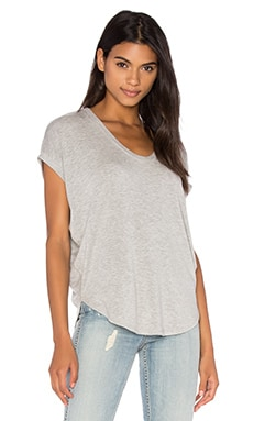 Circle Top in Grey