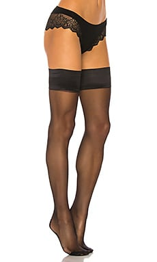 Back-Seamed Hold Ups BLUEBELLA $17 (FINAL SALE) BEST SELLER