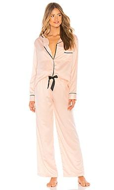 Купить Пижамный набор abigail - BLUEBELLA розового цвета