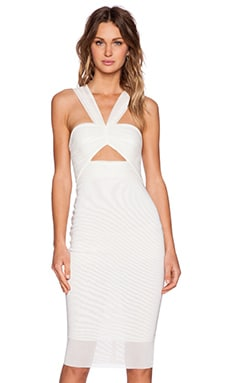 BEC&BRIDGE Athena Dress in Ivory