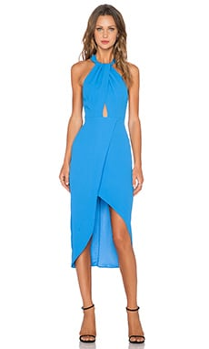 BEC&BRIDGE Oceanus Dress in Blue