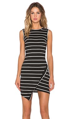 BEC&BRIDGE Jedi Mini Dress in Stripe