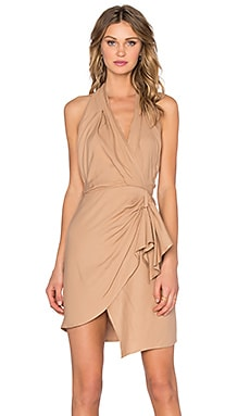 Jacques Dress in Caramel