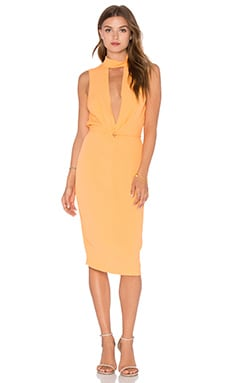 Sunrise Dress en Abricot