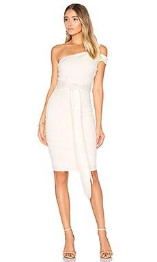 Ellette Midi Dress in Ivory