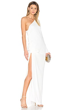 Lunetta Maxi Dress in Ivory