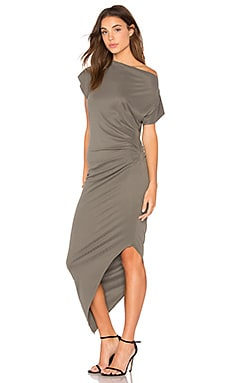 Earth Warrior Dress in Khaki