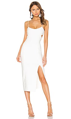 Amelie Panel Midi Dress BEC&BRIDGE $161