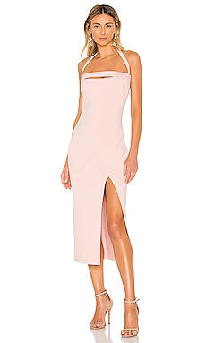 6035f0903d846 Dominique Cut Out Midi Dress BEC BRIDGE  240 ...
