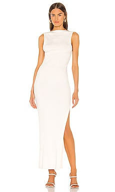 Noir Et Blanc Midi Dress BEC&BRIDGE $280 BEST SELLER