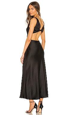 Seraphine Cut Out Midi Dress BEC&BRIDGE $228
