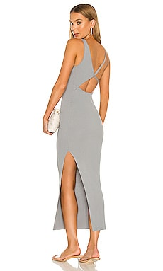 Harper Knit Asymmetrical Dress BEC&BRIDGE $299 NEW