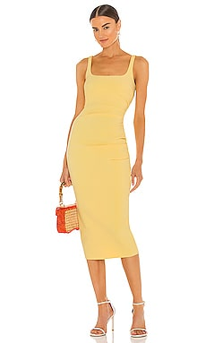 Karina Tuck Midi Dress BEC&BRIDGE $260