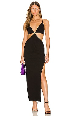 Selene V Maxi Dress BEC&BRIDGE $298 NEW