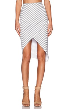 BEC&BRIDGE Electra Skirt in Stripe