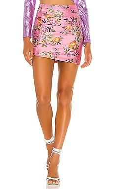 Peony Party Mini Skirt BEC&BRIDGE $144