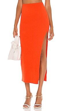 Taylor Knit Midi Skirt BEC&BRIDGE $220 NEW