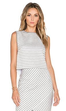 BEC&BRIDGE Electra Top in Stripe