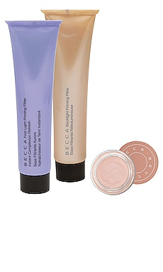 Jet Set Glow Prep & Prime Kit BECCA $25 BEST SELLER