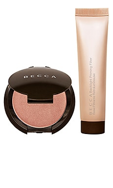 KIT FACIAL ICONICS BECCA $15
