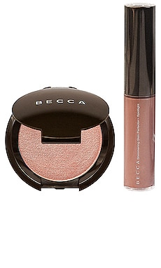 KIT FACIAL GLOW ON THE GO BECCA $24