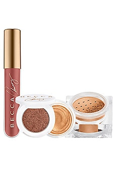 НАБОР ДЛЯ МАКИЯЖА X CHRISSY TEIGEN GLOW KITCHEN KIT BECCA Cosmetics $31