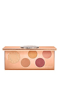 PALETA DE CARA Y OJOS POP GOES THE GLOW BECCA $40