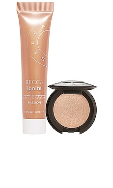 KIT HIGHLIGHTER X BARBIE FERREIRA BECCA Cosmetics $24