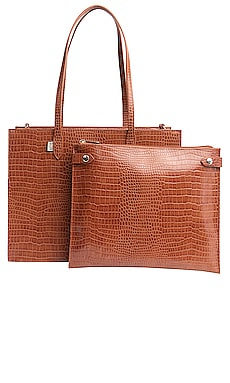 Mini Work Tote BEIS $108 NEW