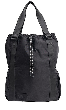 BOLSO TOTE CONVERTIBLE BEIS $54