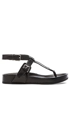 Belle by Sigerson Morrison April Sandal in Black