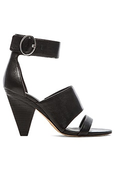 Belle by Sigerson Morrison Forum Heel in Black