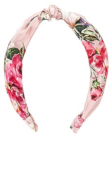 Blush Headband HEMANT AND NANDITA $22