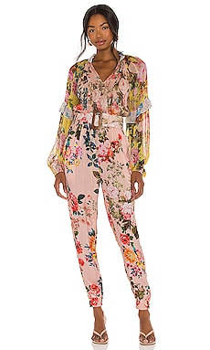 Fluer Jumpsuit HEMANT AND NANDITA $396
