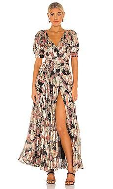 Sion Maxi Dress HEMANT AND NANDITA $521