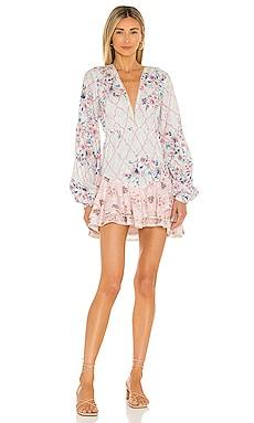 Sahar Mini Dress HEMANT AND NANDITA $396