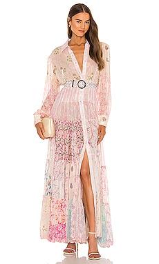 Sahar Maxi Dress HEMANT AND NANDITA $396