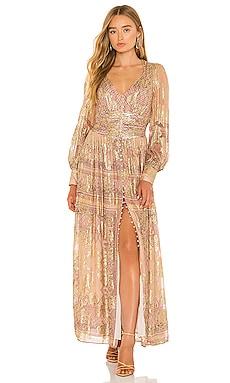 Noor Maxi Dress HEMANT AND NANDITA $438