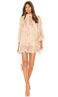 Shimmer Short Dress HEMANT AND NANDITA $386